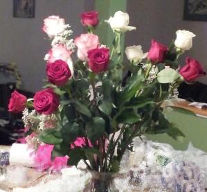 Kristen's flowers