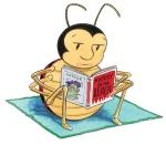 Ladybug Reading